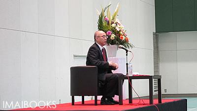 百田尚樹先生 講演会レポート 3