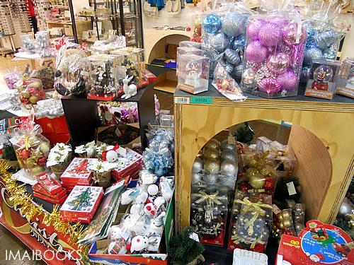 クリスマスマーケット写真2(雑貨)